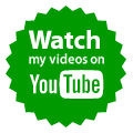 Subscribe to my videos on YouTube